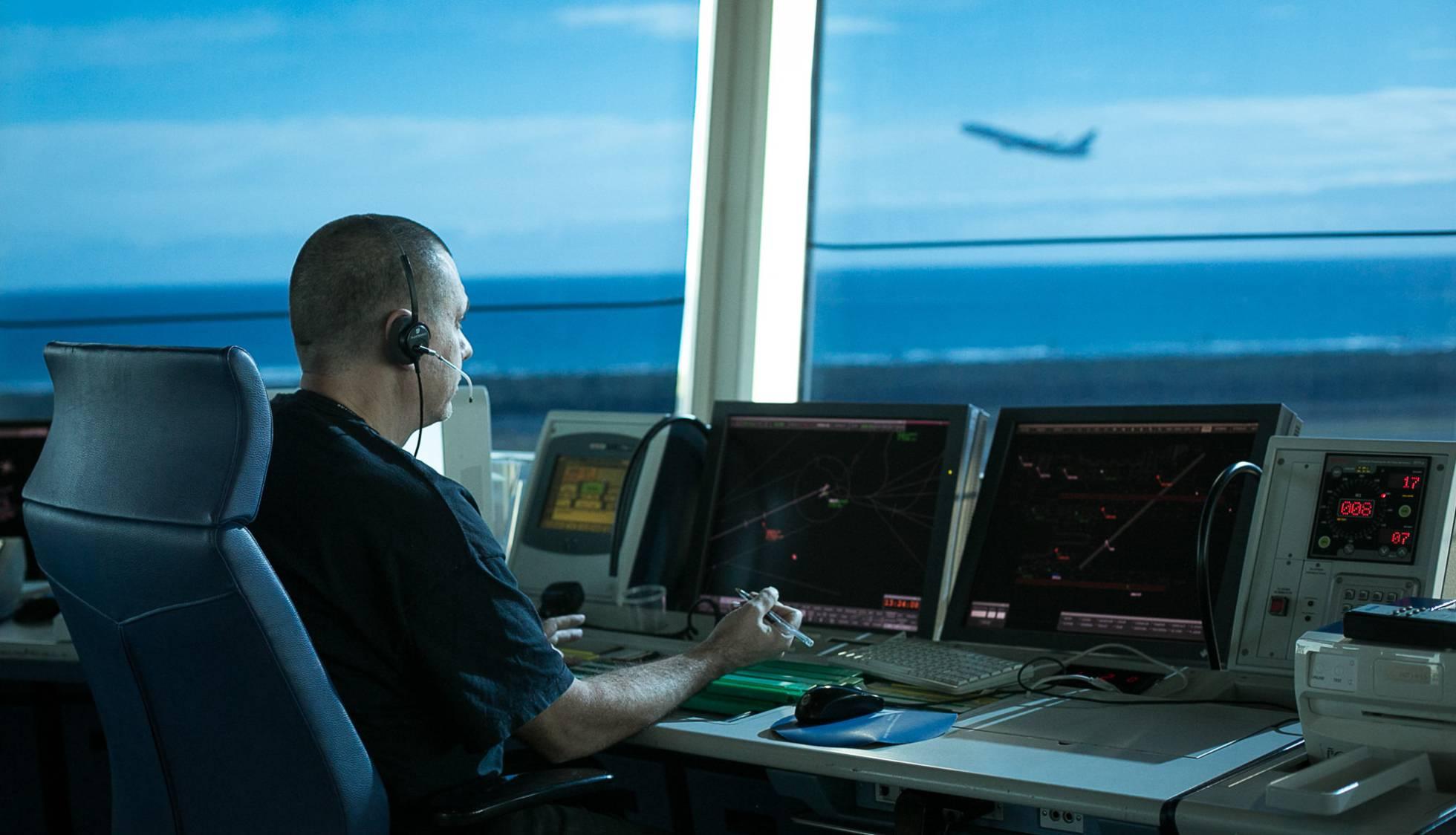 Cómo ser controlador aereo